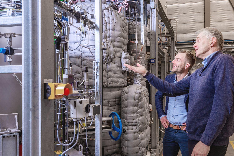 BioBTX is als Sjakie's Chocoladefabriek van de circulaire economie