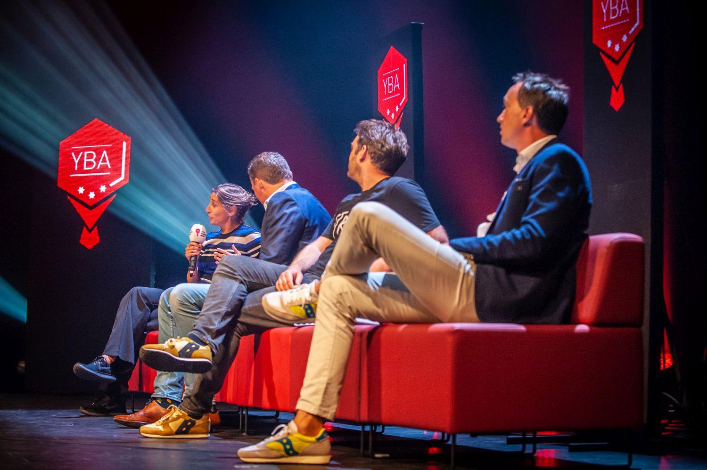 De toekomst van Nederland staat bij YBA op podium