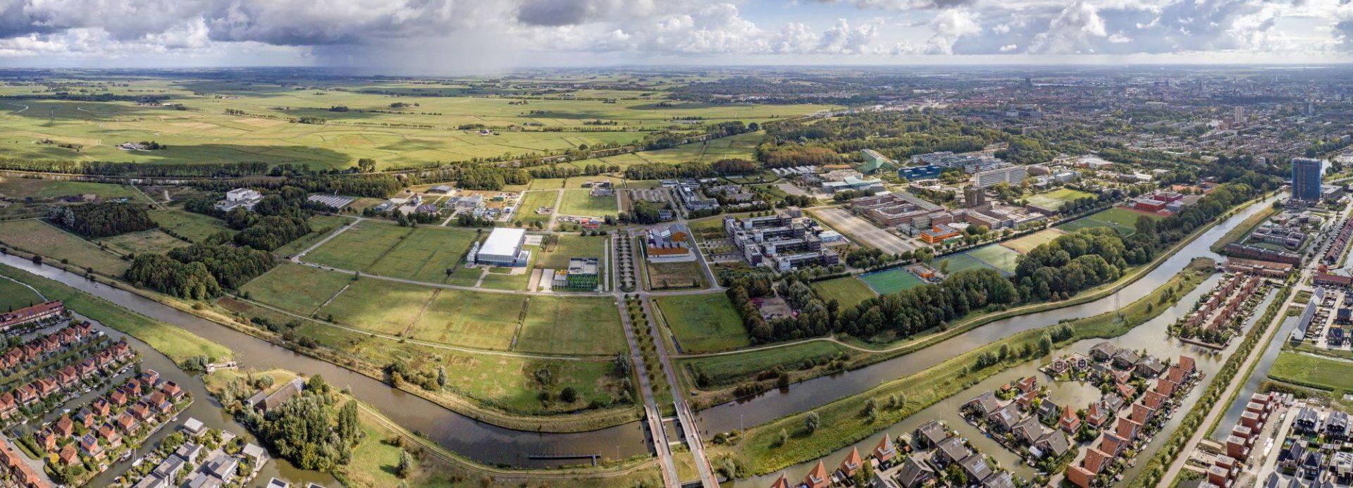 Campus Groningen zet in op verbinding met de regio