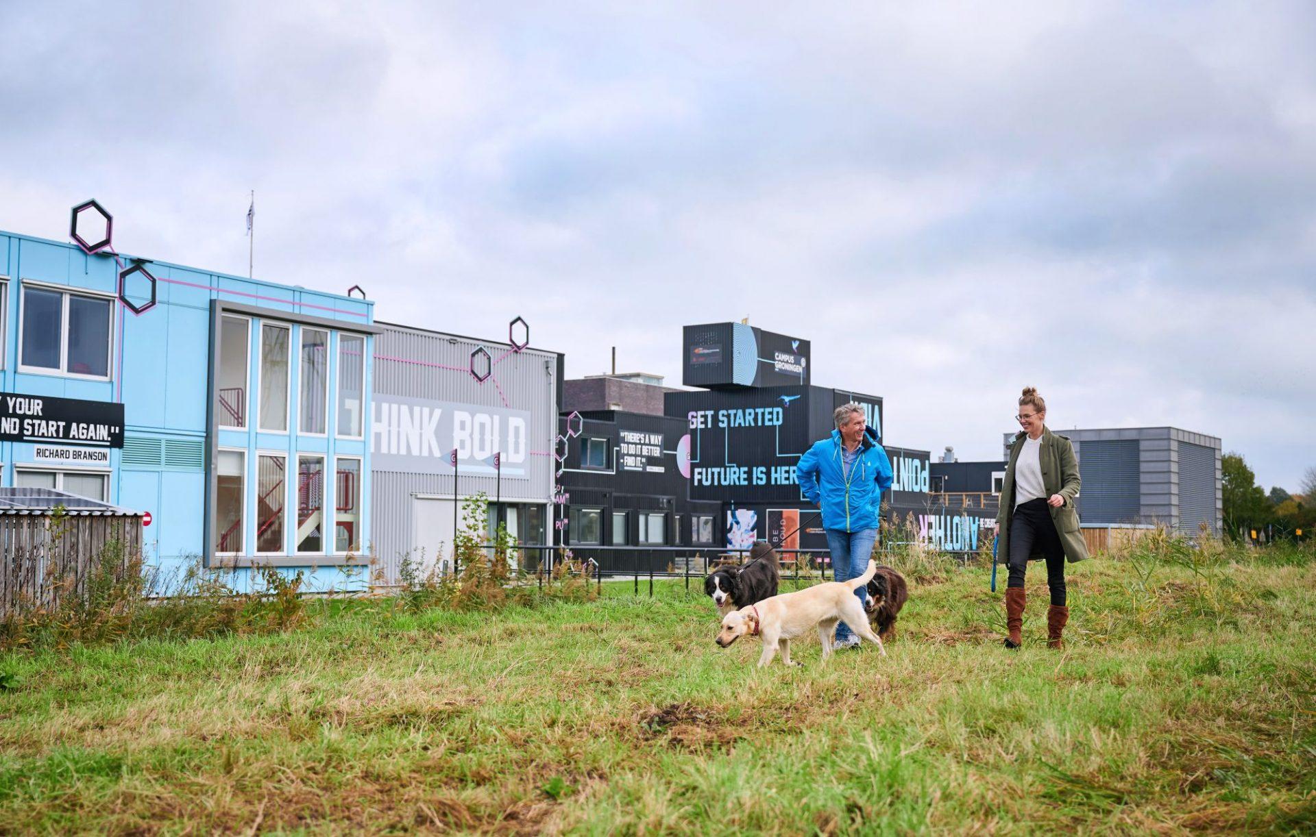 NOMMER artikel 'Campus Groningen zet in op verbinding met de regio'
