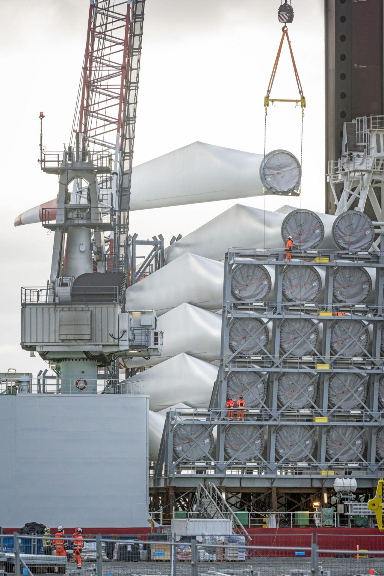 Toonaangevend innovatiecentrum voor offshore wind