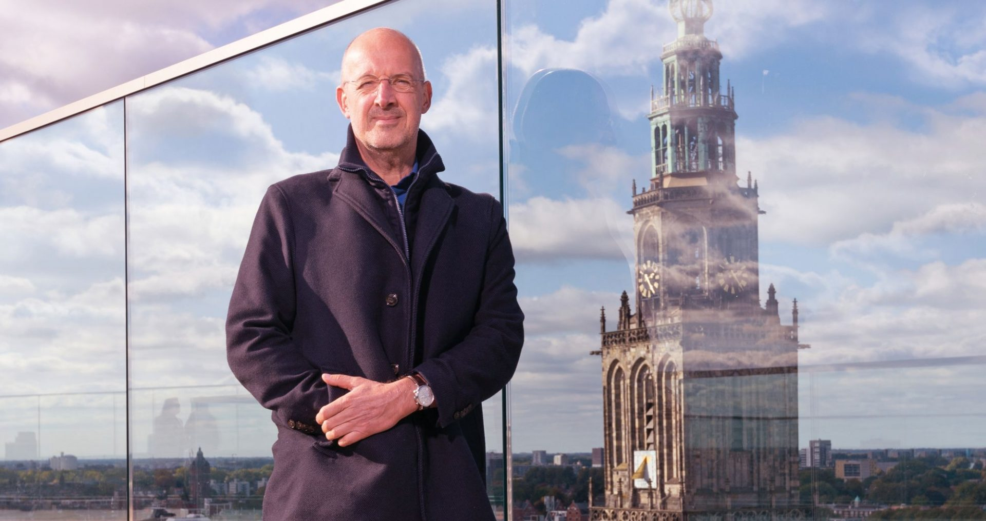 Jeroen Bos van Bossers & Cnossen: 'De durf om te experimenteren is belangrijker dan ooit'