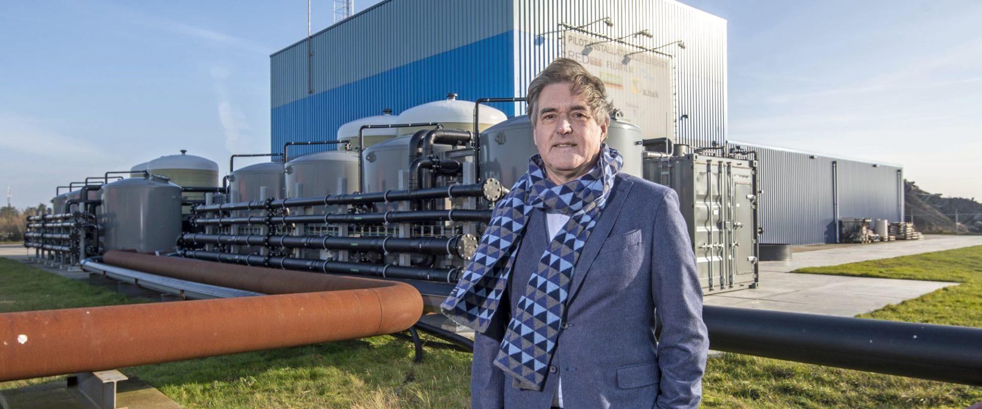 Rik Siebers, directeur REDstack 'De COL was een welkome en waardevolle aanvulling'