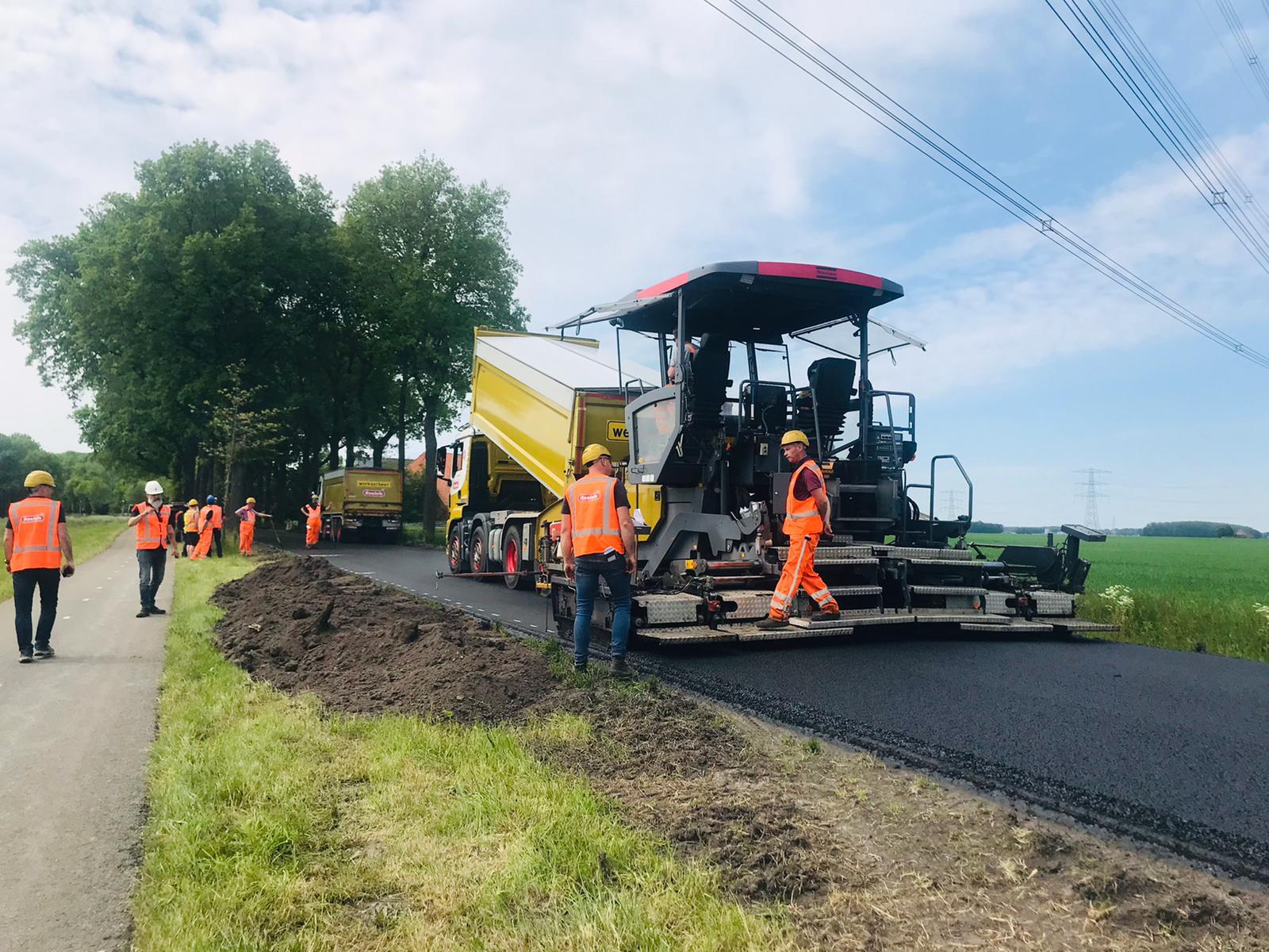 Avantium en Roelofs leggen 's werelds eerste testweg aan met in Nederland geproduceerde lignine