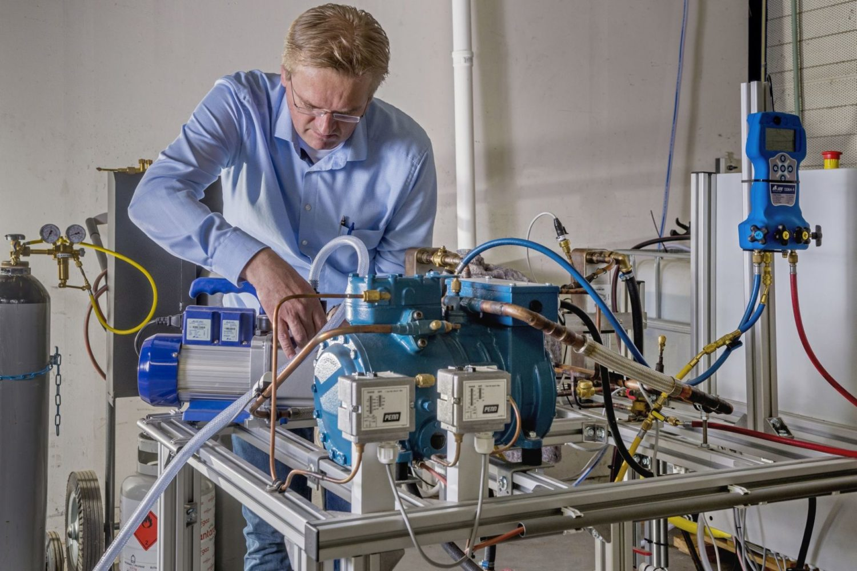 Warmtepomp Qeess belangrijk onderdeel energietransitie
